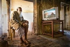 Il vecchio e la TV