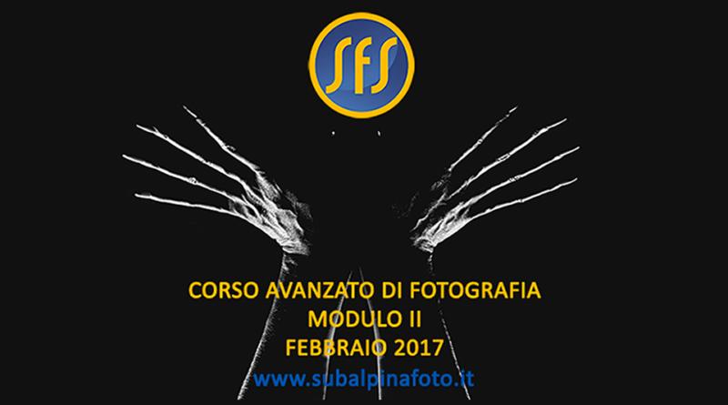 Corso Avanzato (Modulo II) di fotografia