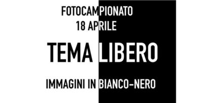 Fotocampionato: Tema Libero (immagini in Bianco e Nero)