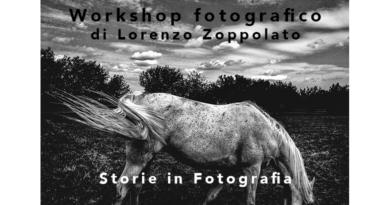 Workshop fotografico di Lorenzo Zoppolato