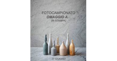 Fotocampionato, tema: Arte e spettacolo, omaggio a.. (in stampa con orientamento libero)