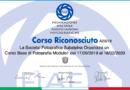 Corso Riconosciuto F.I.A.F (A23/19)