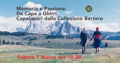"""Visita alla mostra """"Memoria e passione. Da Capa a Ghirri."""""""