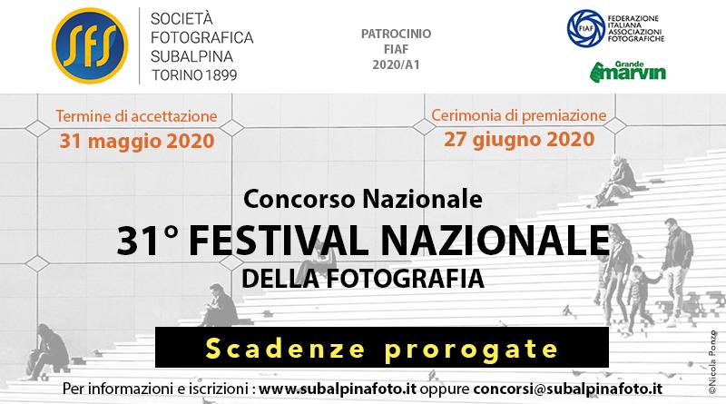 Concorso Nazionale 2020