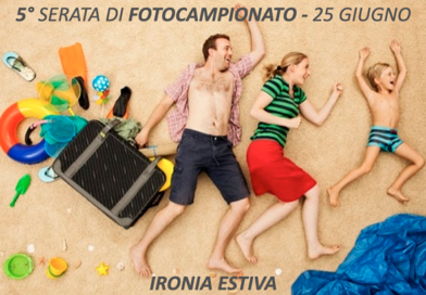 Diretta Facebook:</br>Fotocampionato, Ironia Estiva