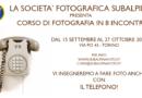 Corso di Fotografia 2020 in 8 incontri (base)