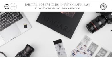 Corso di Fotografia 2021, in collaborazione con Camera.to (base)