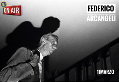Diretta Facebook</br>Federico Arcangeli
