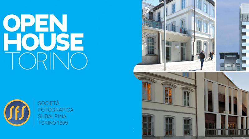 Open House Torino: uscita fotografica